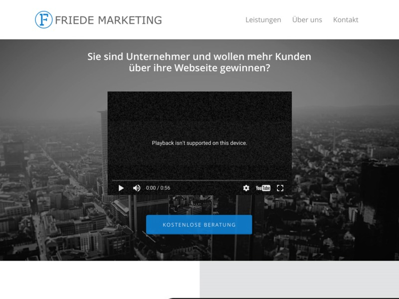 Friede Marketing