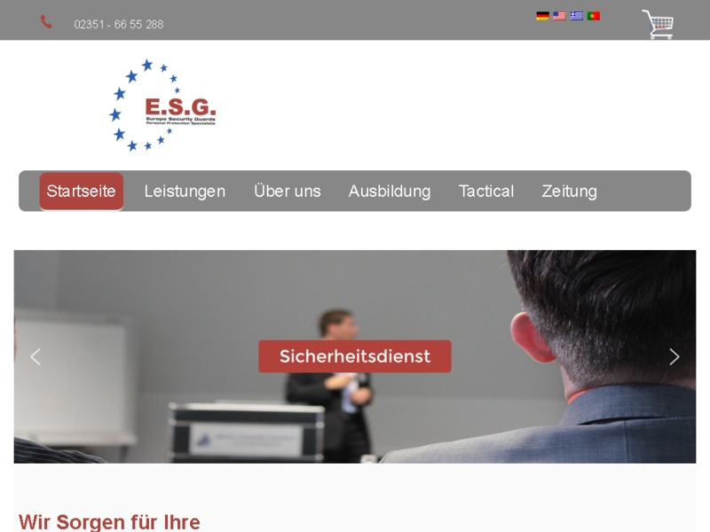 Europe Security Guards GmbH
