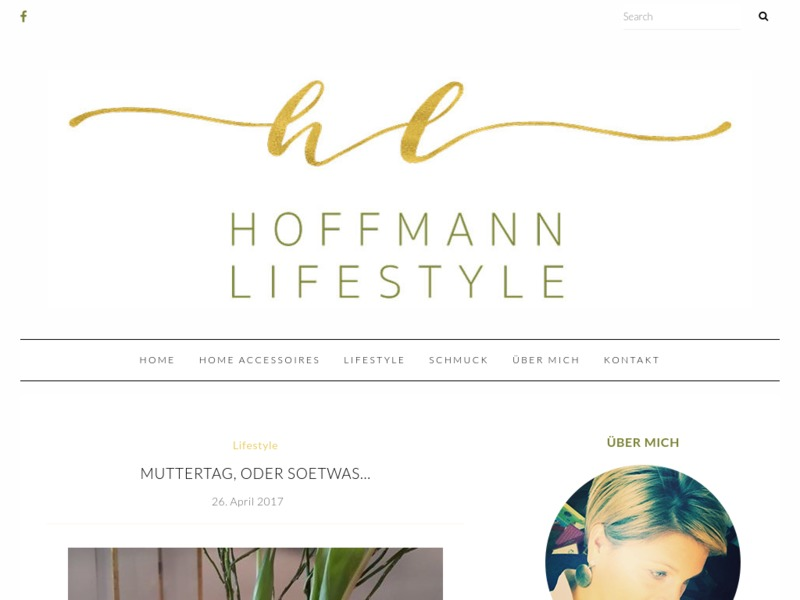 Hoffmann Lifestyle Blog