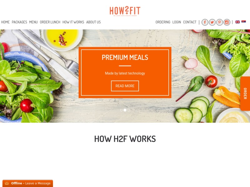 How2Fit – Gesundes Essen