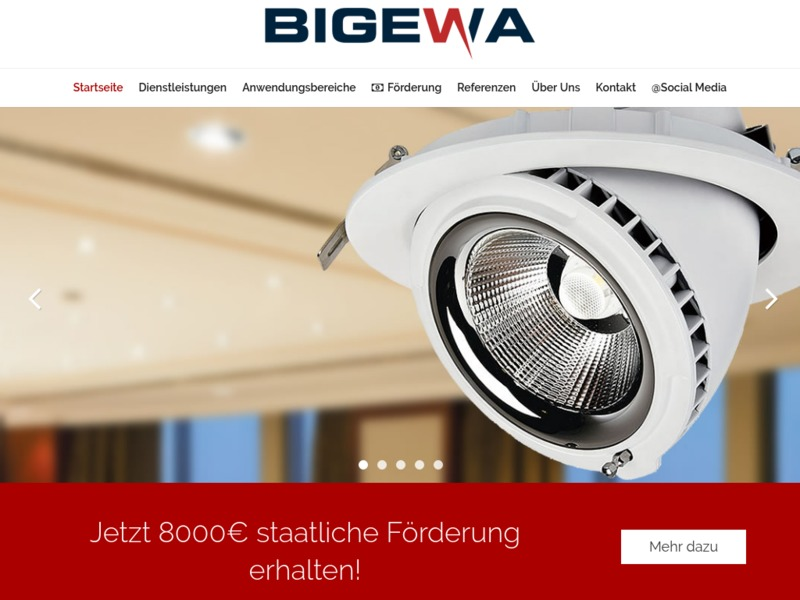 BIGEWA GmbH - The Power of Light