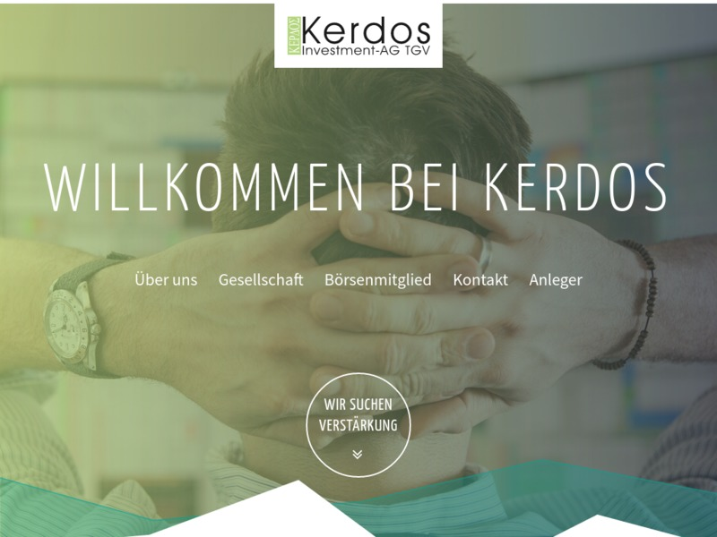 Kerdos Investment AG TGV