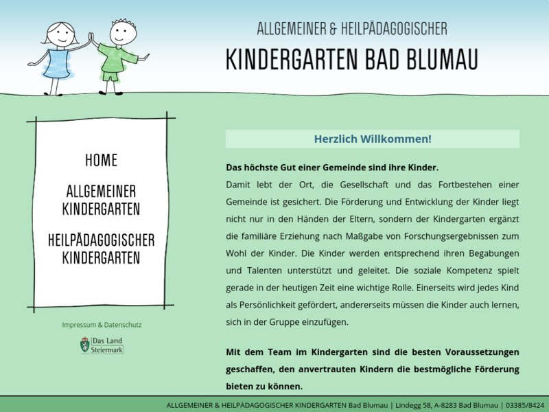 Kindergarten Bad Blumau