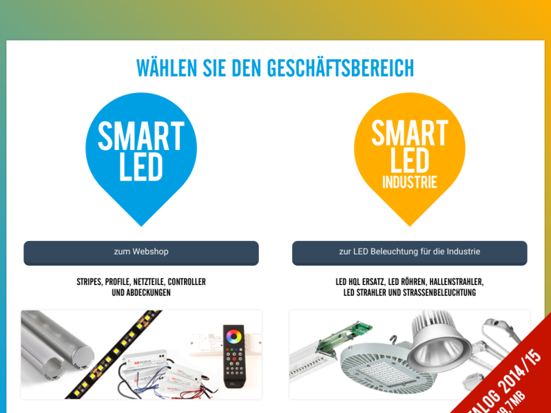 SmartLED Online Shop