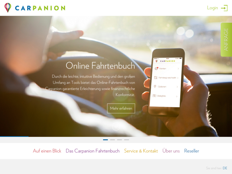 Carpanion App