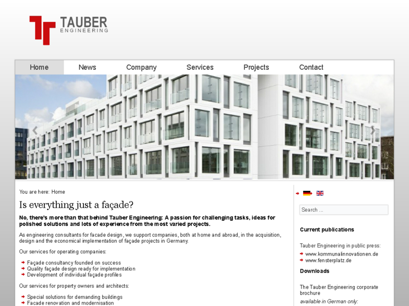 Tauber Engineering Frankfurt a.M.