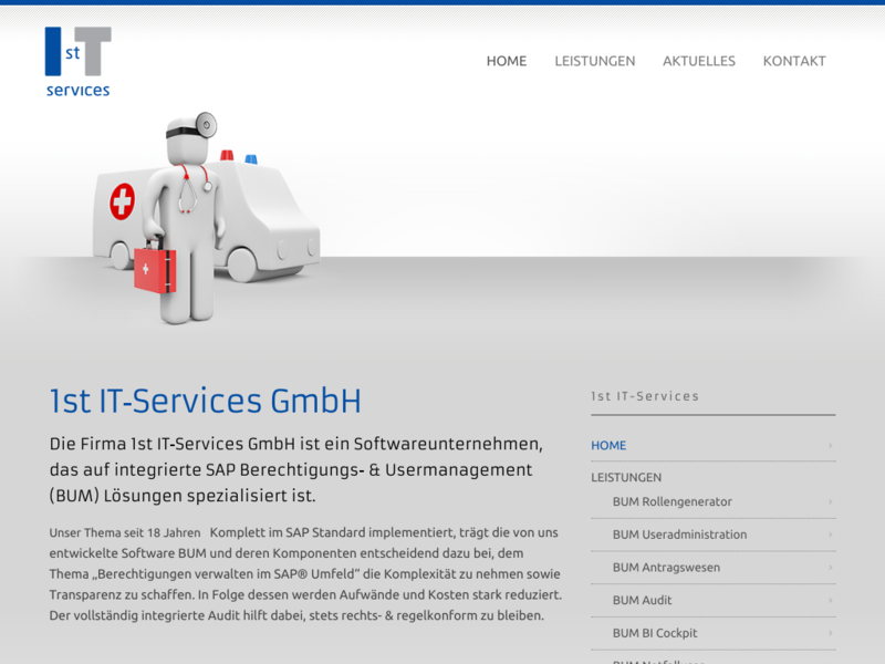 1st IT Services GmbH